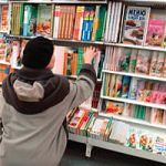 В Латвии падают книжные продажи