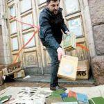 Украина введет цензуру для книг, завозимых из России и Белоруссии